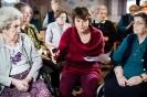 Voorlezen en vertellen voor bejaarden